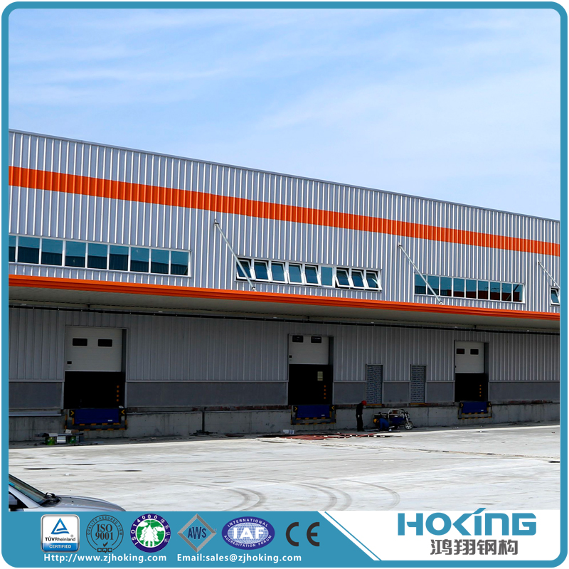 Sold Widely Steel Structure Warehouse from Chinese Manufacture