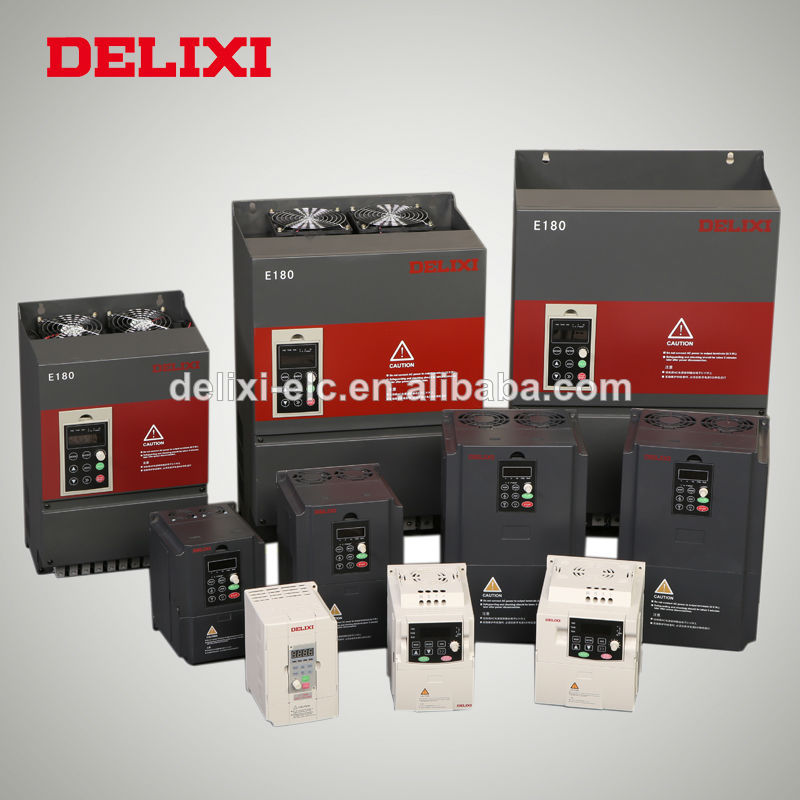 V/F control ac drives frequency inverter single phase input to 3 phase output 5 kw