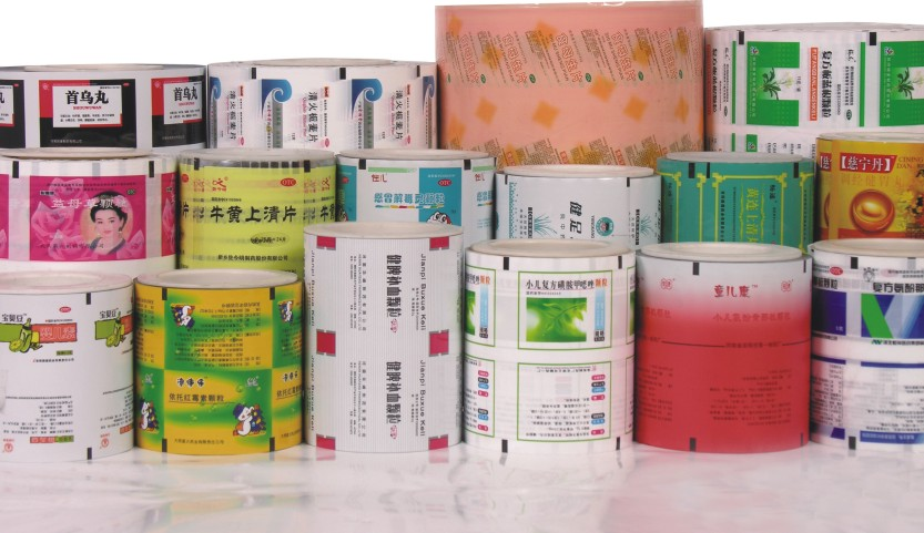 Pharmaceutical Aluminum laminated Film