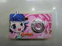 Cartoon characters Children's cameras toys kids gift
