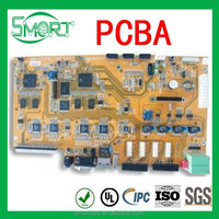 Smart Bes~Custom PCBA assembly,Quickturn Cheap pcb assembly manufacturer with UL Rohs approved