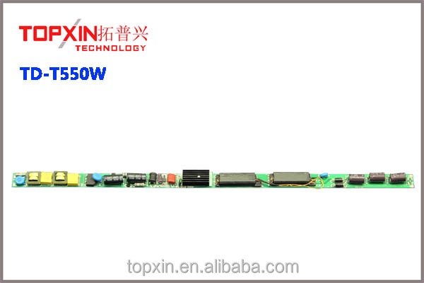 55w led tube internal driver low ripple led driver 1.6A
