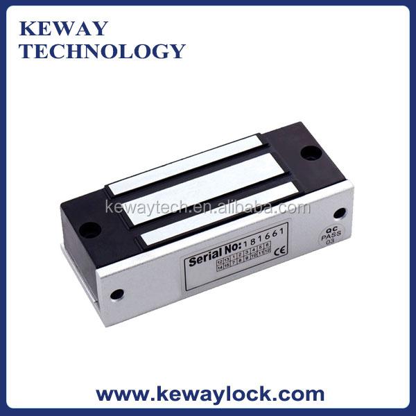 12v small magnetic door lock 60kg 132lbs mini for 12v magnetic door lock
