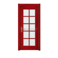 China Alibaba wholesale high quality simple design wood door