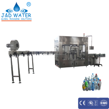 Ce Certificate small Bottled Water Filling Machine for Plastic Bottle