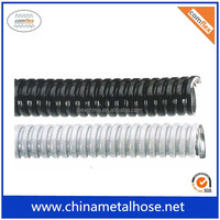 stainless steel electrical conduit/cable protection interlocked flexible metal hose