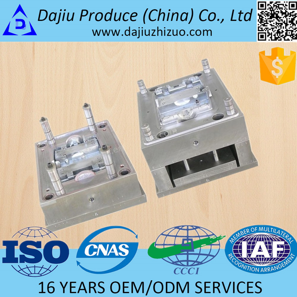 OEM & ODM Plastic Auto Parts Cover Services Injection & Molding