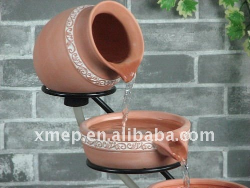 Hot selling Ceramic Outdoor Water Fountain