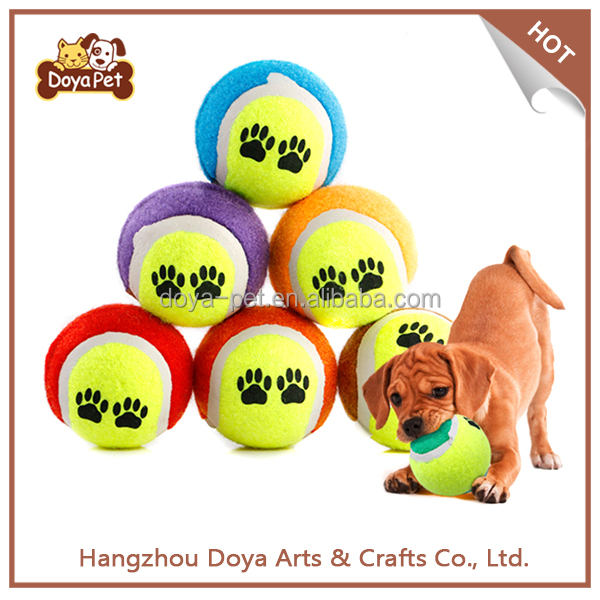 High Quality Pet Toys Playing Tennis Ball for Dogs