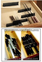 Home & Kitchen In-drawer Knife Storage, Knife Case