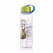 Professional supplier custom PC+PP 850ml high-end water bottle