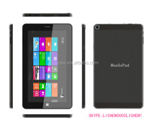 8inch Meegopad F8 win8 windows8.1 tablet pc Intel Z3735G/F quad core high quality low cost factory cheapest win8 tablet pc