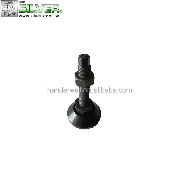 CNC Lathe Machine Parts Use Steel Detailed Seat Leveling Feet