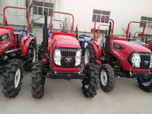 China cheap 50hp 4WD mini farm tractor for sale