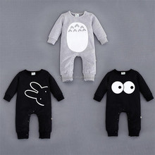bulk buy from china Totoro rompers baby bulk wholesale kids clothing