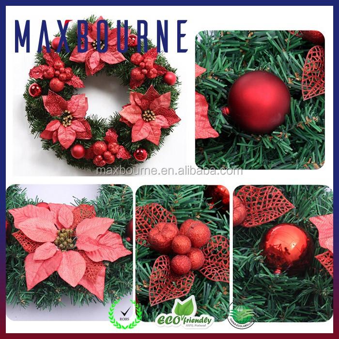 Wholesale Christmas Wreath Decorations Artificial Christmas ...
