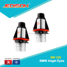 Canbus 5w demon led marker angel eyes headlights for BMW E60 E39 E65 E66 E61 E87