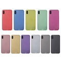 Ultra Thin 0.3mm Matte Plastic Case for for iPhone X 8 8 Plus 7 7 Plus Back Cover Case