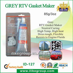 Gray High temperature rtv sealant (SGS,REACH,certificate)