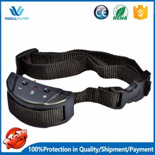 Small Fast Selling Items 7 Adjustable Levels Dog Obedience Trainer Vibrate Dog No Bark Collars Anti Bark Control Collar