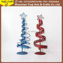 Metal stand Xmas decor artifical christmas tree