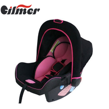 cartoon baby seat isofix car seat baby/children safe car seat