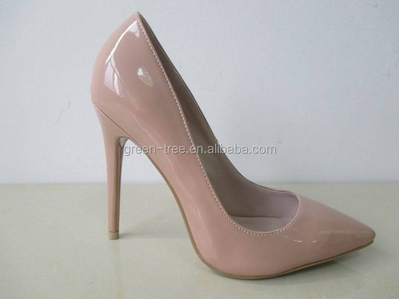 2015 sexy dress high heel shoes for girl