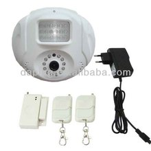 GSM MMS Auto Dial Alarm Wireless System with email sending