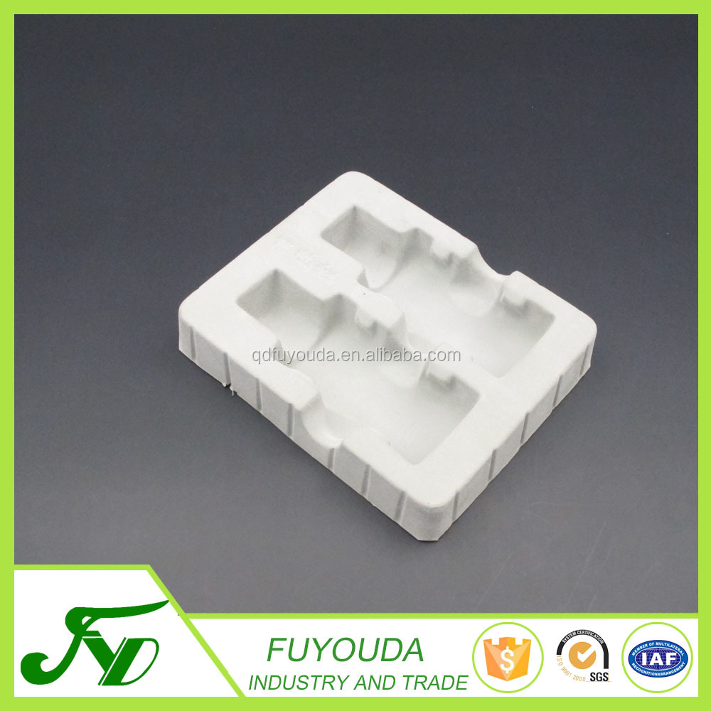Best quality brown blister disposable cosmetic tray