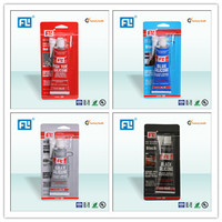 Red RTV high temperature silicone sealant of China manufacturer