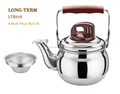 LTK015 Fashional design mirror polishing kettle