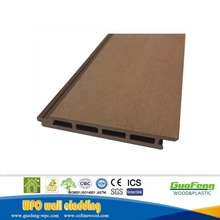 eco-friendly recycled external decorative wood plastic composite wpc wall covering panels
