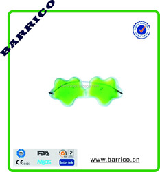Cool Eye Mask /Cold Eye Compress with velcro CE/MSDS