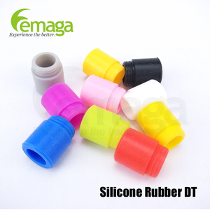 Lemaga 810 Silicone rubber drip tips electronic cigarette vape mouthpiece 510 tip disposable covers