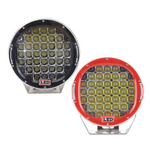 "Top New 9"" 185W LED Driving Light LED Chips , 185w high power led work light ,Mining Car LED Driving Light for boat"