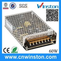 D-60B 60W 24V 1.8A Power Supply / Hotsell 60W Led Driver With CE
