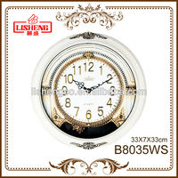 Quartz rhythm clock B8035WS
