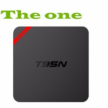 Original T95N Mini MX+ TV Box Amlogic S905 Quad Core Android 5.1 Set Top Box 2.4GHz WiFi Smart TV Box USB TF Card Slot