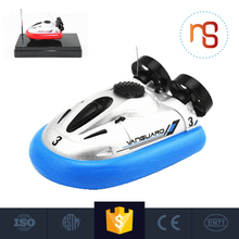New arriving remote controlcheap price 4 way mini toy boat rc hovercraft for sale