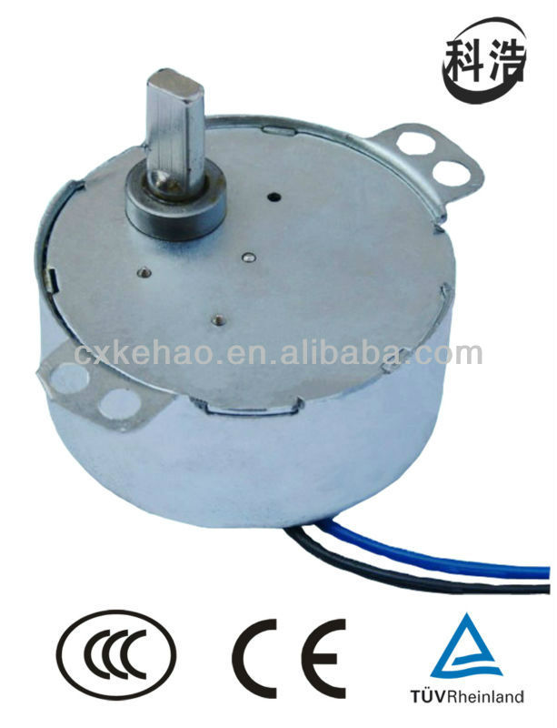 49tyj 120v ac micro fan synchronous used electric motor for Ac synchronous motor manufacturers