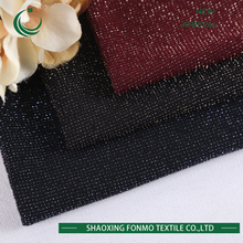 china supplier products silver coated nylon metallic fabric