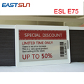 e-paper price display label for retail, supermarket esl