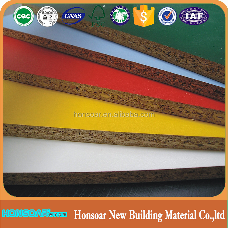 Particle Board Price, Waterproof Chipboard , Melamine Chipboard for Furniture