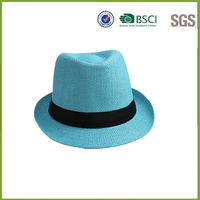 Professional Manufacture Paper Straw Weaving Panama Hat