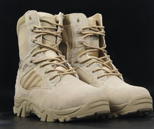 2015 Loveslf Superior quality military boots /Delta desert tactical boots