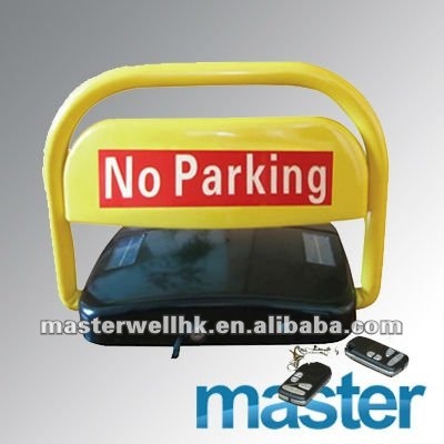 automatic parking gate barrier/remote control car parking lock/car parking lock