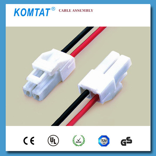 2pin jst connector wire harness for adapter