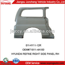Car Side Body Panel Hyundai Starex(Refine) 71811-4A100