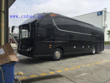 12 meters luxury tour bus with GCC certificate for Middle East