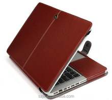 PU Case For Macbook Pro 13 /15 Inch, Leather Case for Mac Book 13 15 Inch